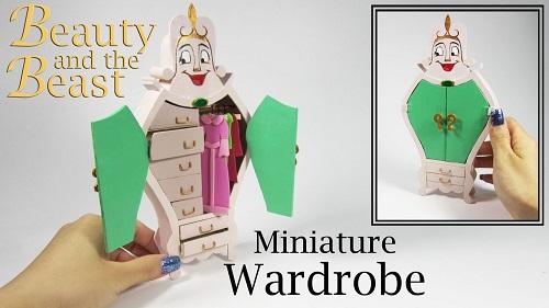 Beauty and the Beast Wardrobe