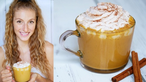 DIY Starbucks Pumpkin Spice Latte Recipe