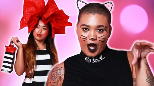 DIY Halloween Costumes For Beauty Lovers