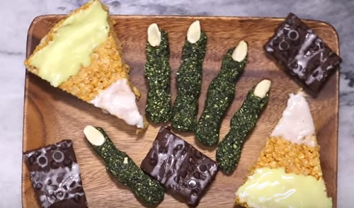 DIY Vegan Halloween Treats