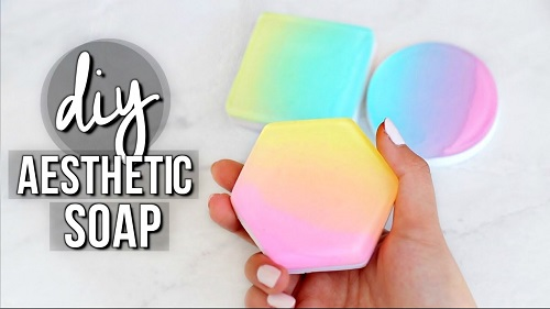 DIY Aesthetic Soap