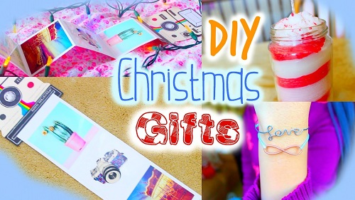 DIY Christmas Gifts!