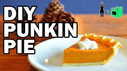 DIY Punkin Pie