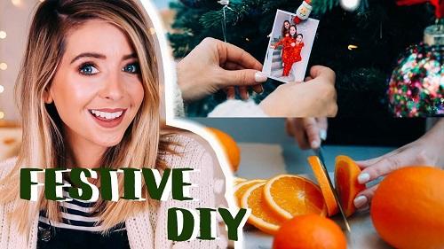 Easy Festive DIY Ideas