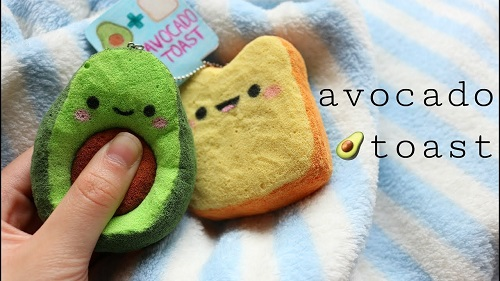 Squishy Avocado Toast