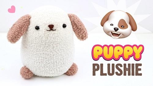 DIY Dog Plushie