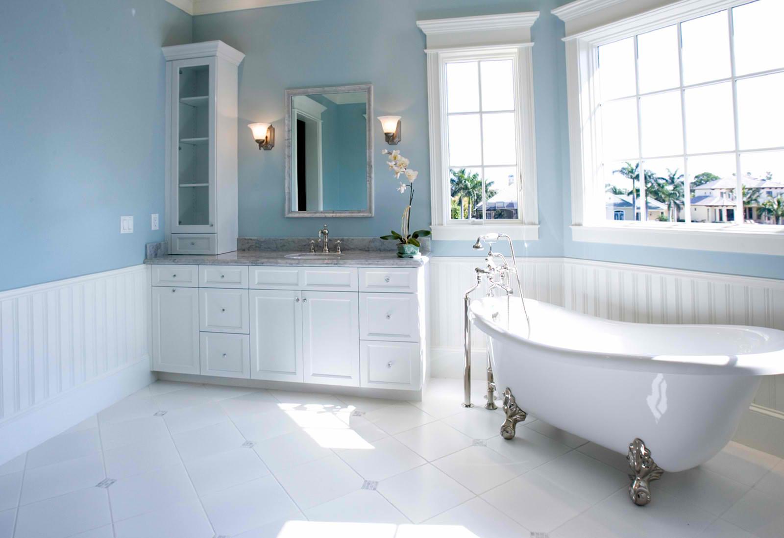 tips on choosing bathroom colors